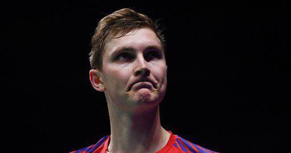 Badminton: Denmark's Viktor Axelsen tests positive for Covid-19, pulls out of European C'ship final