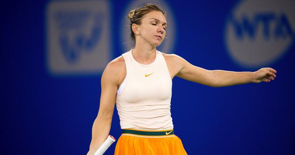 Wuhan Open: World No 1 Simona Halep the biggest casualty on a day of upsets