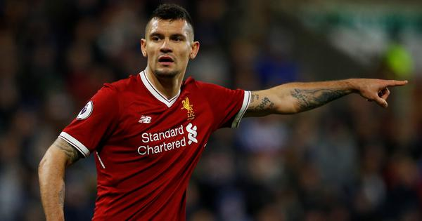After Modric, Liverpool's Lovren charged with false testimony by Croatian prosecutors