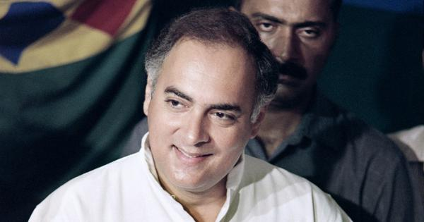 'Case Files': Web series on probe into Rajiv Gandhi's assassination in the works