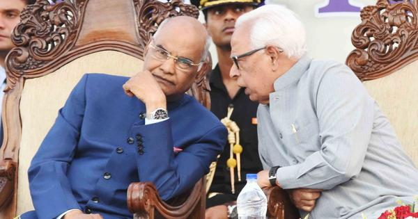 The big news: President approves Governor's rule in Jammu and Kashmir, and nine other top stories