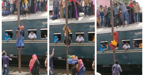 मोदी सरकार की बुलेट ट्रेन परियोजना का मज़ाक़ उड़ाने का जरिया बने इस वीडियो का सच क्या है?