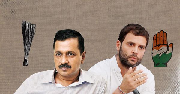 कल तक अरविंद केजरीवाल का नाम तक न सुनने वाले राहुल गांधी अब उनसे गठबंधन क्यों करना चाहते हैं?