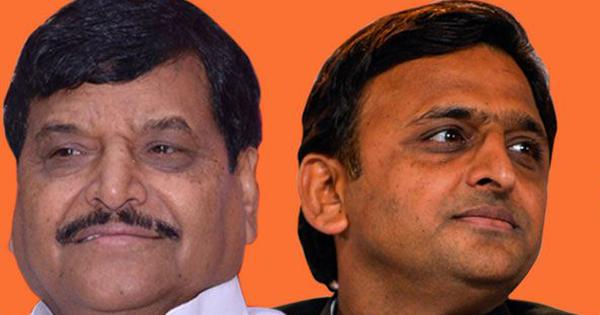 As family feuds divide leading political parties in UP and Tamil Nadu, the BJP may stand to gain