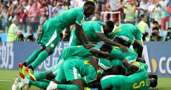 Fifa World Cup: Senegal record Africa's first win of Russia 2018 by beating Poland 2-1