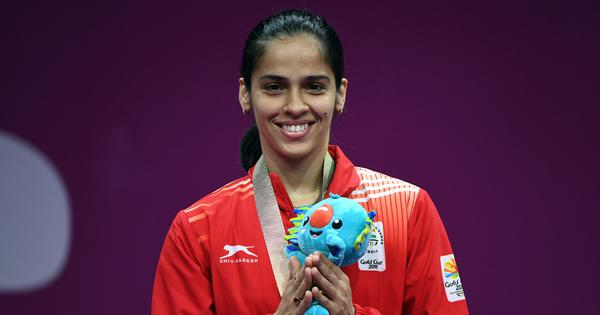 Badminton player Saina Nehwal joins BJP along with her sister