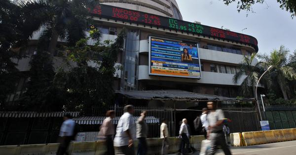 Markets close higher for third straight session, Sensex breaches 35,000-mark