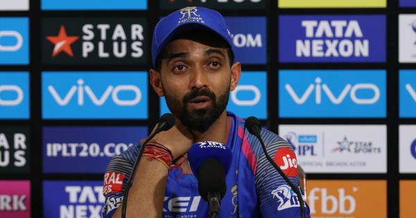 'We can't give any excuses': Rahane refuses to blame absence of Buttler, Stokes for eliminator loss