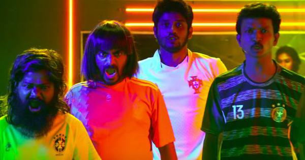 Watch: 'Kabiskabaa Coco - The Gibberish Song' captures the spirit of 'Kolamaavu Kokila'