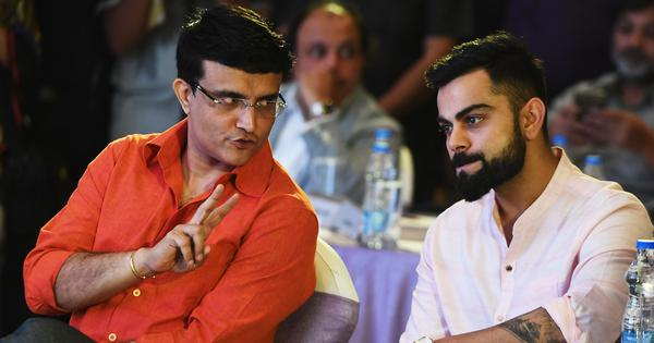 BCCI president Ganguly confirms Australia tour in December but seeks shortened quarantine