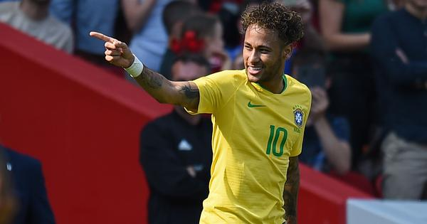 Neymar will start in Brazil's vital game against Costa Rica, confirms coach Tite