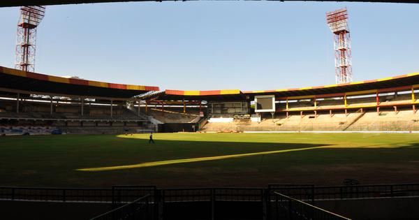 Four-day match between India A and South Africa A shifted from Belgaum to Bengaluru