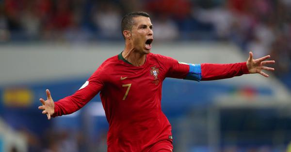 Cristiano Ronaldo included in Portugal squad for Nations League semi-final against Switzerland