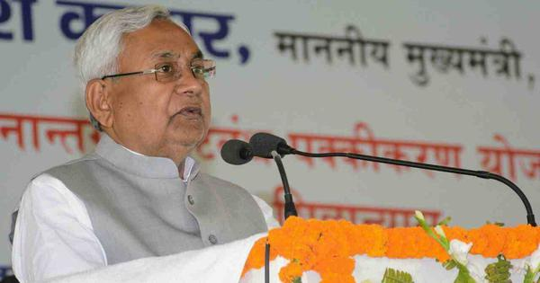 बिहार में एनडीए के बीच सीटों के बंटवारे का मामला एक महीने में सुलझ जाएगा : नीतीश कुमार