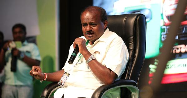 Karnataka: Chief Minister HD Kumaraswamy's government to face floor test today