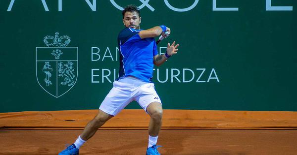 After injury layoff and Rome exit, Stan Wawrinka returns to winning ways in Geneva