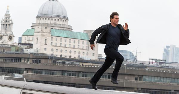 Everything that has gone into Tom Cruise's Mission: Possible (including all that running)