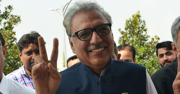 Pakistan: Arif Alvi elected 13th president of the country