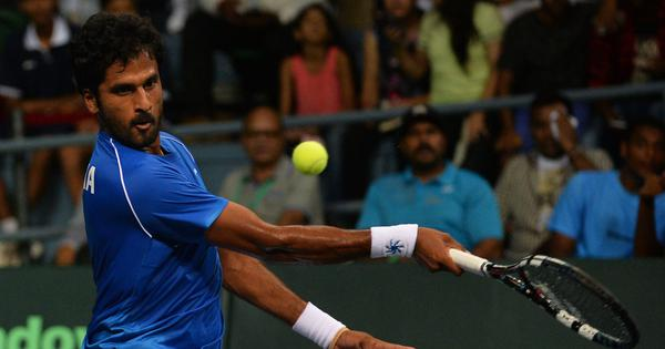 Indian tennis round-up: Saketh Myneni stuns Youzhny, Ankita Raina set to play Rutuja Bhosale