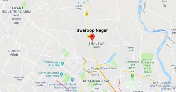 Delhi: One killed after roof of under-construction building collapses