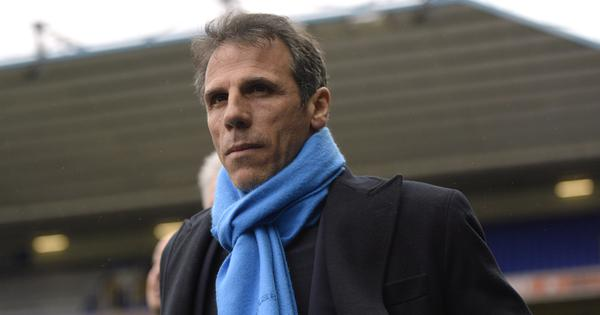 Chelsea appoint former player Gianfranco Zola as assistant coach