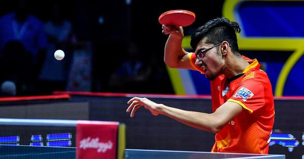 Table Tennis: Manav Thakkar stars at Asian junior championships with two bronze medals