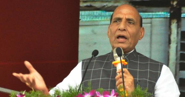 Kerala floods: Union Home Minister Rajnath Singh says situation is 'very serious'