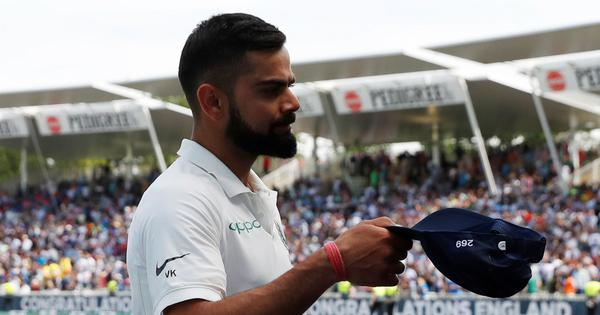 'Never give up on us': Virat Kohli issues a rallying call to fans to keep supporting the team