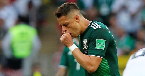 Javier Hernandez pleads with Mexico fans to stop homophobic chants after Fifa slaps fine