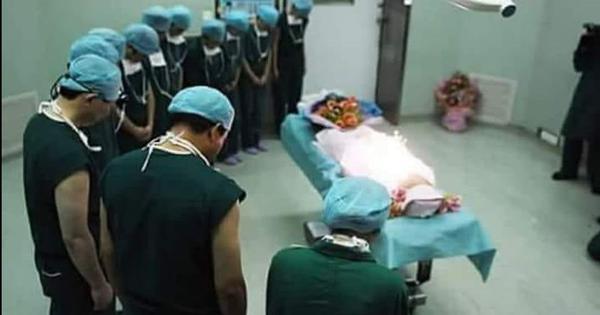 क्या अटल बिहारी वाजपेयी के निधन के बाद एम्स के डॉक्टरों ने उन्हें इस तरह श्रद्धांजलि दी थी?