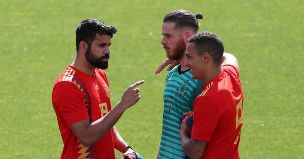 World Cup, Group B, Iran vs Spain live: La Roja look for first win