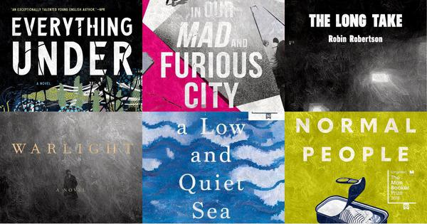 Our adventurous reader is back with his version of the 2018 Man Booker shortlist before the real one
