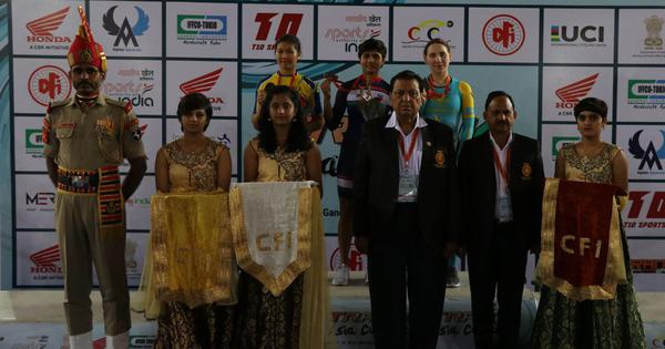 Cycling: India bag seven medals on day one of Track Asia Cup