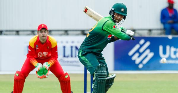 Zaman's historic double hundred helps Pakistan thrash Zimbabwe by 244 runs, take 4-0 series lead