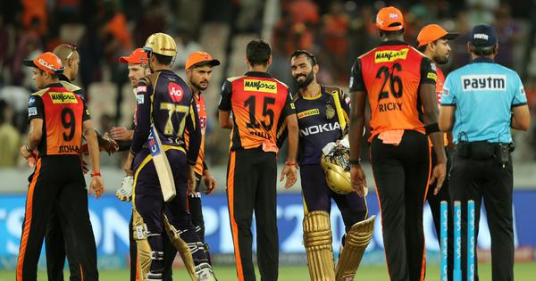 IPL 11, SRH vs KKR live: Kolkata beat Hyderabad by five wickets to enter play-offs