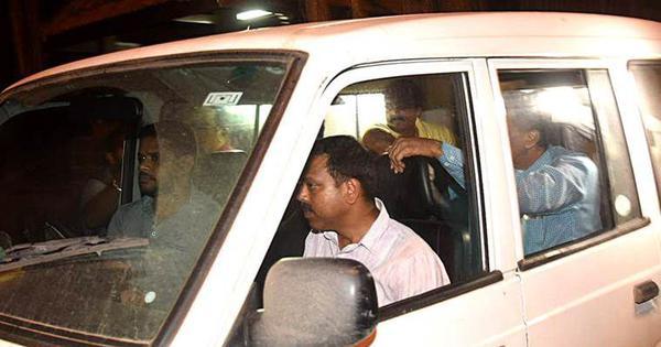 आईएसआईएस से संबंध रखने के आरोप में महाराष्ट्र से नौ युवक ग़िरफ़्तार