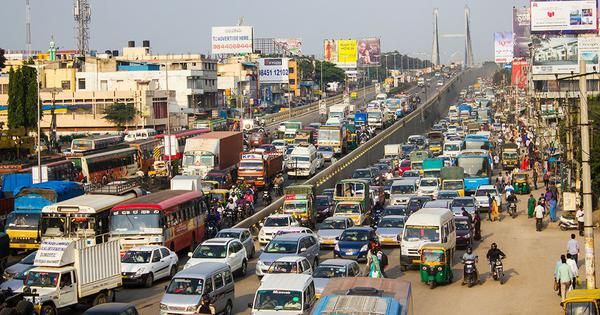 Two hours for 10 km: A peak-hour journey drives home the horrors of commuting in Bengaluru