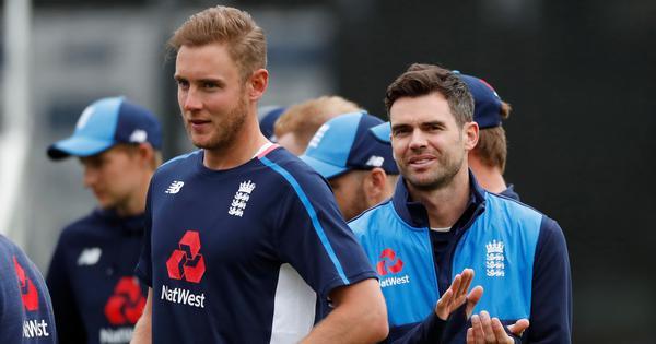 ICC fines Stuart Broad 15% of his match fee for Rishabh Pant send-off