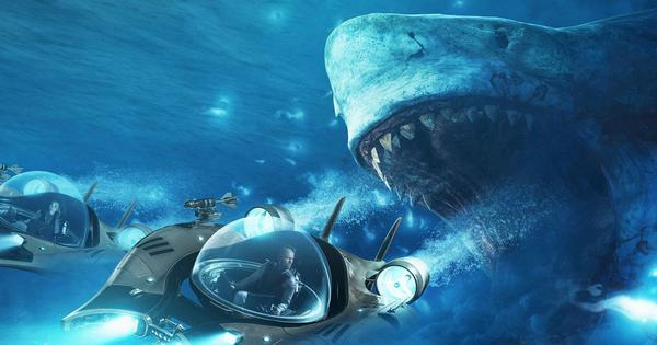 Jason Statham's 'The Meg' proves that shark films continue to have teeth (CGI helps)