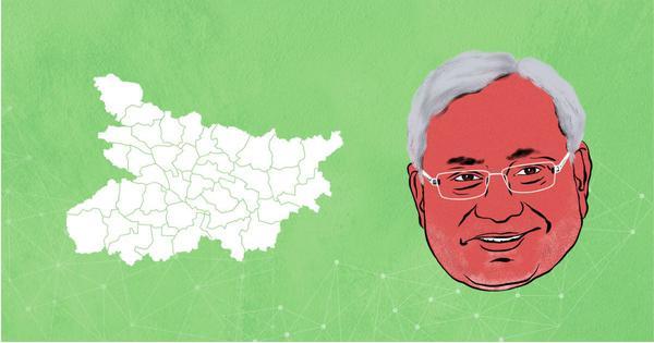 #2 नीतीश कुमार अभी भले कमजोर हैं लेकिन भविष्य में क्या होगा, कहा नहीं जा सकता