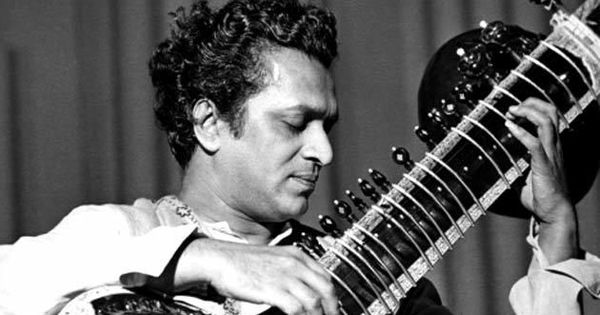 Listen: A young Ravi Shankar playing in his brother's orchestra during a 1937 US tour