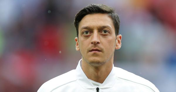 Mesut Ozil quits German national team because of 'racism and disrespect'