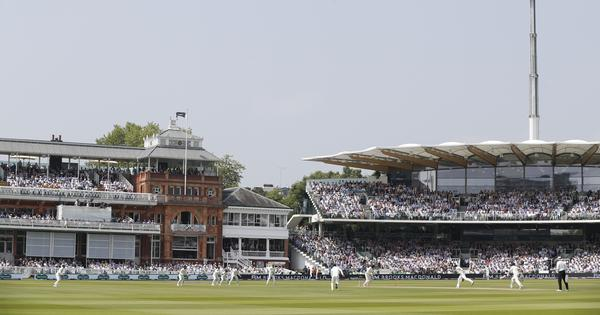 Lord's to host England's four-day match against Ireland in 2019