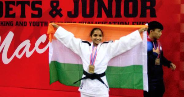 Rohini, Mayank and other Indian judokas win 15 medals at Junior Asian Cup