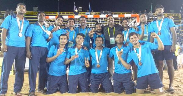 Men's handball team cleared for Asian Games by Indian Olympic Association after High Court ruling