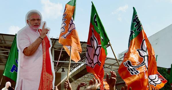 BJP appoints Prakash Javadekar, Narendra Tomar as poll in charge of Delhi, Haryana