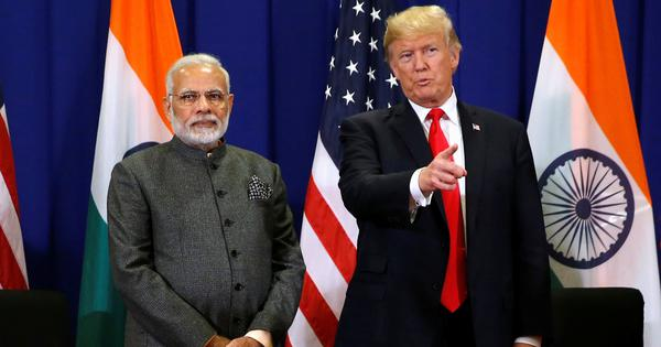 India asked for trade deal with US, says President Donald Trump