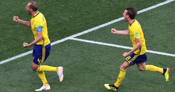 Fifa World Cup: Stomach bug hits Swedish team ahead of Germany clash