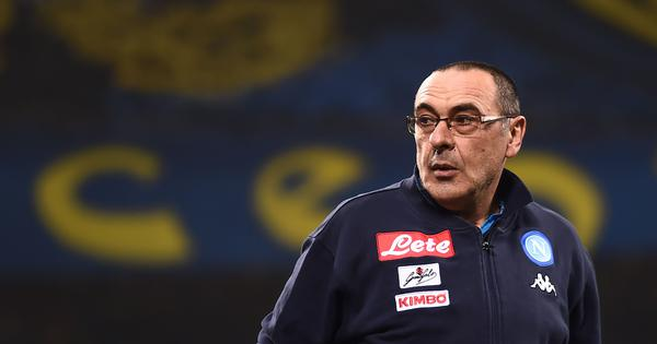 Meet Maurizio Sarri, the chain-smoking former banker set to take over as Chelsea manager