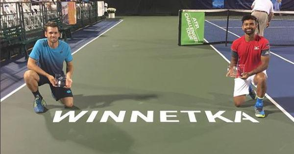Indian tennis: Jeevan Nedunchezhiyan wins Winnetka Challenger to lift third doubles title of 2018